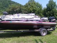 Have 21 ft Shadow bass boat with 2.4 bridge port