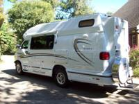 21 foot Class B high-end RV van, Model RE 2000 X,