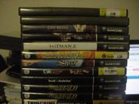 21 video game dice games for sale. I will not list them