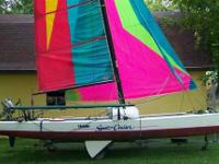 *BOAT OWNER'S NOTES: * *1998 Hobie Cat for sale,* *Call