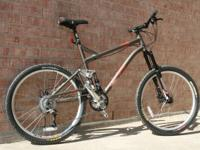 IRONHORSE MKIII COMPETION MOUNTAIN BIKE FULL