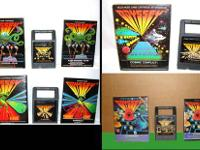 Lot of 21 Odyssey 2 games. 12 in boxes (some with