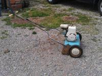"21"" REEL TYPE MOWER BY RUGG MFG. Co. NEWARK"