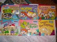 I have 21 Rugrats Books very young readers. All of them