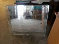 Display Cases, 1/24 Scale NASCAR, 21 Slot, 7 Shelf,