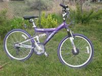 "24"" Kent 21-speed Taboo girls bike. High performance"