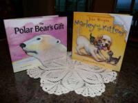 THE POLAR BEAR'S GIFT Publisher's Note A young Inuit