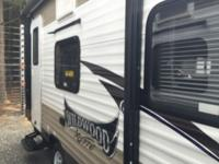 2015 185RBXL Wildwood X-lite Perfect starter camper One
