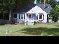 Cozy home with all the charm of Haymount! 4 bd/2 ba.