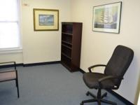 For Rent Furnished Office (desk will be provided) Space