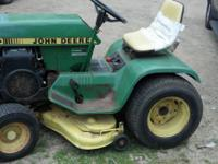 John deere 210 $615 call  if interested // //]]>