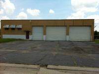FOR SALE OR LEASE!  10,000 SQ FT WAREHOUSE WITH 2