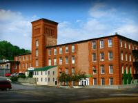 Sturbridge Industry, a remodelled historic cotton mill