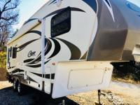 PRICE REDUCED! 2012 Keystone Cougar 5th wheel, 1/2 ton
