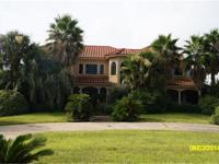 FORECLOSURE! THIS MEDITERRANEAN HOME FEATURES FORMAL