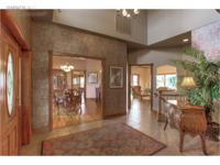 Amazing custom energy efficient ranch home. Great lot