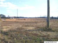 3.77 AC on Glenn Blvd (Hwy 35) near Wal-Mart. Excellent