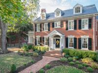 Welcome to 2139 Woodford Place. This stately colonial