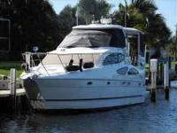 2004 Cruisers Yachts 405 THIS IS A BROKERAGE BOAT. This