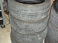 Have a set of 215 45 R17 tires in great shape. Low