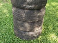 I have (4) 215/50R17 Michelin Energy Saver A/S tires