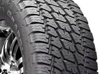 A SET OF 215-55-17 NEXEN 95 % TREAD  Our professional