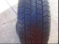 Selling a pair of tires in good conditions.- 215/55R16
