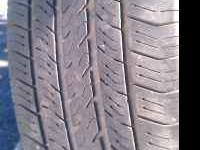 Michelin Harmony 215/65R16 full set great contition can