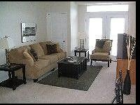 One bed-one bath furnished Eden Prairie condo for rent.