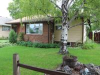 Well maintained, centrally located with large yard