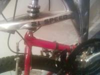 I have a man's 21 speed mongoose mountain bicycle. It