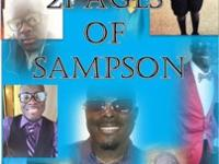 21 Ages of Sampson is a collection of poetry based on