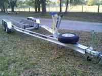 Signature Trailer Company builds heavy duty trailer as