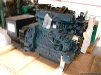 22.0 KW STANFORD / KUBOTA DIESEL GENERATOR FOR SALE (