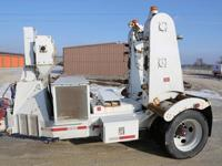 2001 SMF Truck Equipment Self Propelled Underground