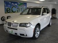 This BMW is a one-owner and has a clean CarFax. This