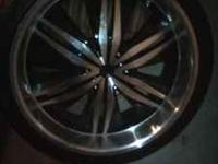 "Im selling my 22"" cruisers with about 1000 miles on"