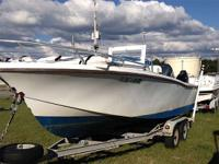 Please contact boat owner Tom at . 2006 200hp HPDI,