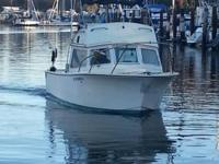 Please call owner Bruce at . Boat is in Santa Cruz,
