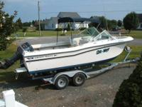 Call Boat Owner Bob . 22ft. Grady-White Tournament with