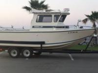 Please contact owner Patrick at . Boat is located in