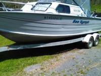 Please call owner Jim at  or  Boat is in Mexico, NY.