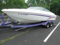 Please call owner Donald at . Boat is in Dayton, Ohio.
