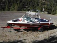 Please contact boat owner Bob at . 2006 Moomba Outback