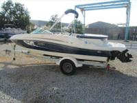 2010 Sea Ray 185 SPORT PRICE REDUCTION!! ONLY 92