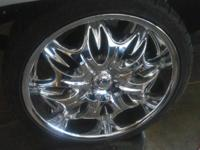 5 Lug universal incubus rims. 5x5 and 5x5.5 bolt