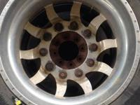 This is for a set of 22.5 American force wheels and