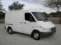 This beautiful Freightliner Florida van has a Turbo