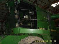 John Deere 8820 Titan II for sale with 5275 hours on