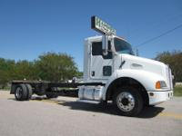 2005 Kenworth T-300 Cab and Chassis w/ Drop Frame for a